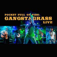 Gangstagrass: Pocket Full of Fire, Album Cover