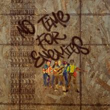 Gangstagrass: No Time For Enemies Album Cover